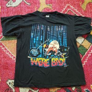 Vintage Looney Tunes Harley tshirt